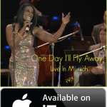 """Victoria's new single """"One Day I'll Fly Away"""" Now available on Itunes"""
