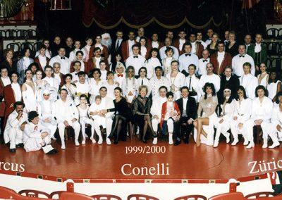 Circus Conelli - Zurick, Switzerland